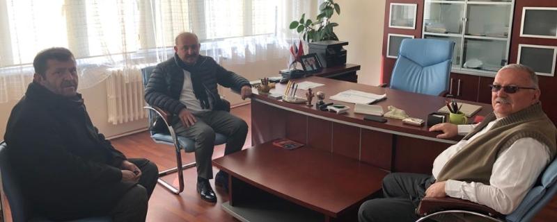 Başkan Öztürk Ayanaoğlu Salyangoz Fabrikasında