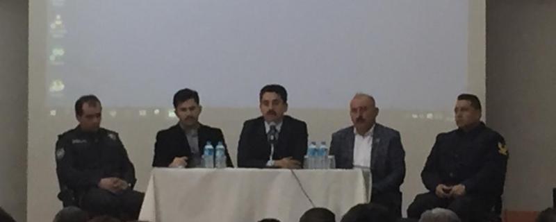 Başkan Öztürk ÇPL de toplantıya katıldı