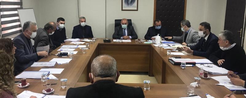 Nisan/2021 Olağan Meclis Toplantısı