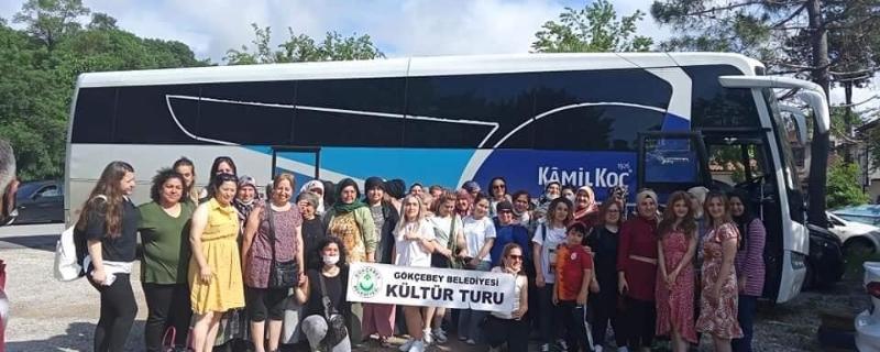 Belediyemiz Sosya Kültürel Gezi Düzenledi