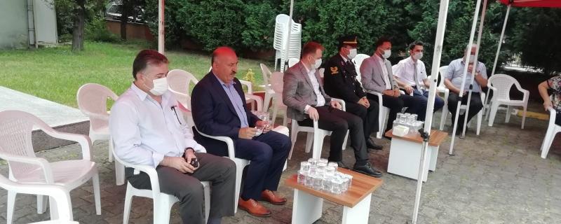 Belediye Başkanımız Vedat ÖZTÜRK bayramlaşma programınına katıldı
