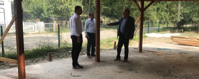 Mesire alanı Atatürk Kent Ormanı ismini almıştır