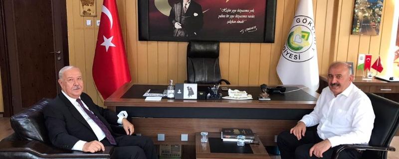 Muharrem Akdemir Gökçebey Belediyesi nde